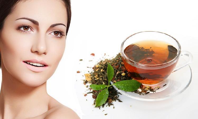 Совершенство лица с чайной косметикой