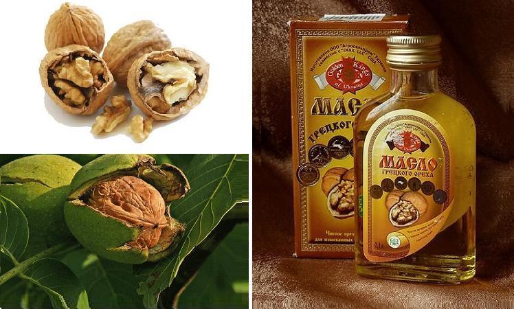 Масло грецкого ореха для ухода за кожей thumbnail