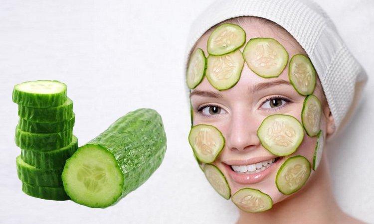Огурец - это увлажнение, питание и омоложение кожи без боли и раздражений