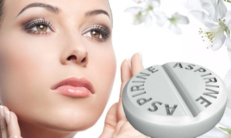 Магическое воздействие ацетилсалициловой кислоты на кожу