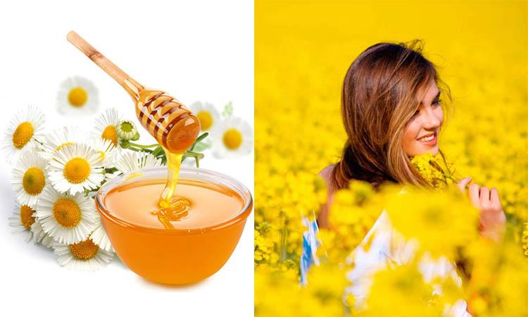 Мед против морщин вокруг глаз