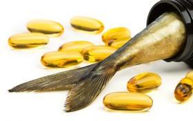 Рыбий жир избавит от морщин вокруг глаз