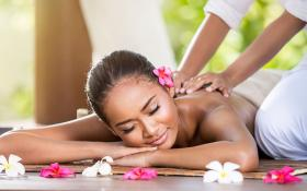 Тайский массаж лица