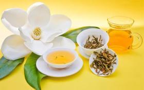 Чай для кожи лица - источник силы, энергии, свежести и здоровья