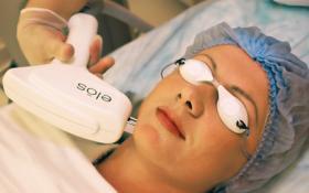 Элос омоложение лица - быстрое избавление от морщин