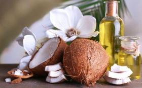 Кокосовое масло - универсальные секреты красоты лица